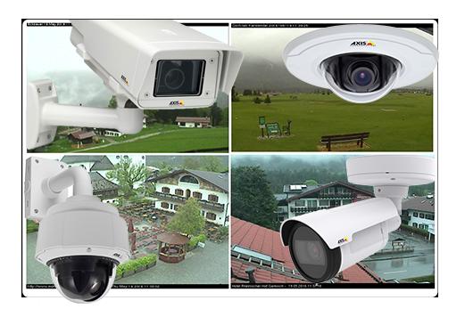 Axis Überwachungkamera